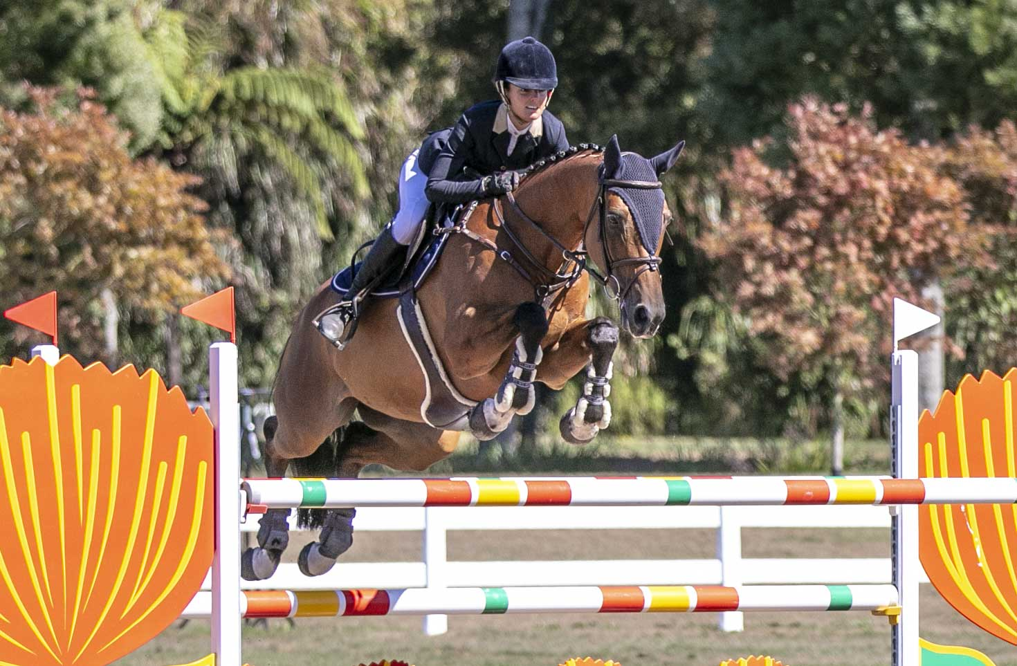 Fitzsimon is Fantastic at Woodhill Sands