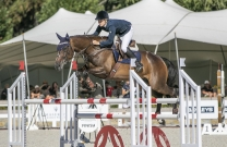 Paxton Conder and La Fonteyn Star at Woodhill Sands